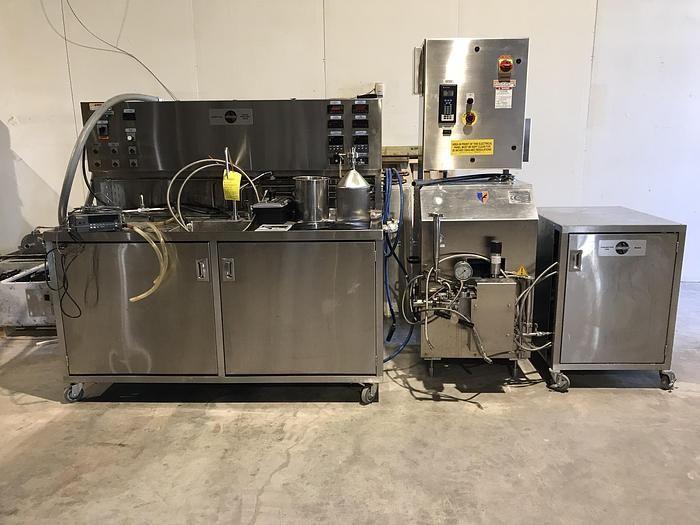 Microthermics  UHT/HTST Lab Pasteurizer