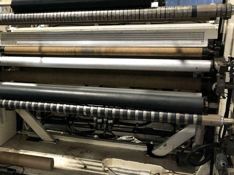 Titan SR6, Slitter rewinder 1600 mm