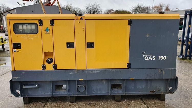 Atlas Copco QAS 150 150,0 kVA
