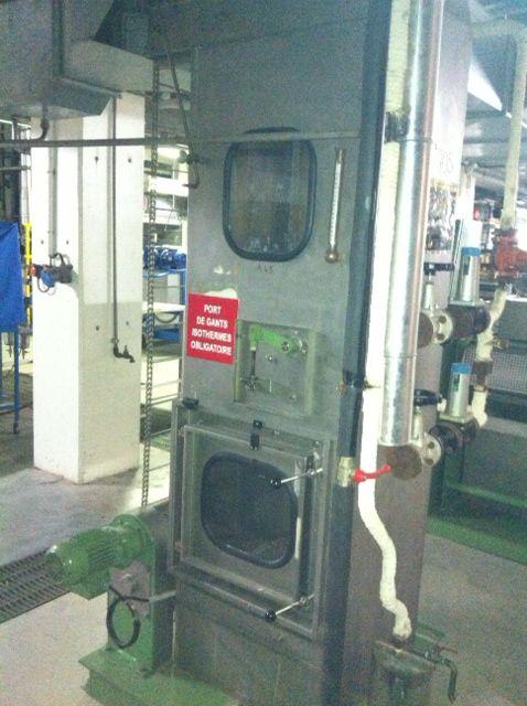 Kusters 240.10-500 Laboratory Steamer