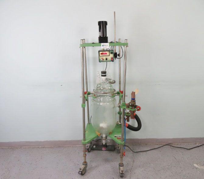 Chemglass 15 LITER REACTOR