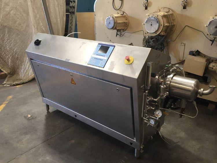 Mondomix B25 aerator
