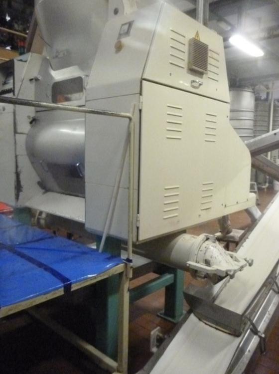 Buhler SZAE 900 Pre Finer Twin Roll Mill