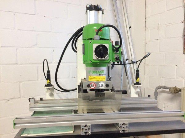 Grass Eco - Press - P, Pot hole drilling machine