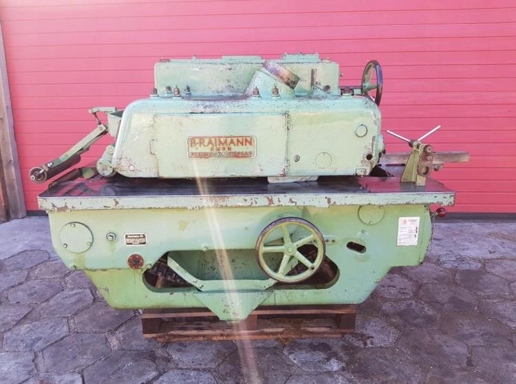 Raimann K6 Multirip saw