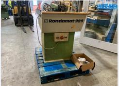 Weinig Rondomat 929, Profile Grinder