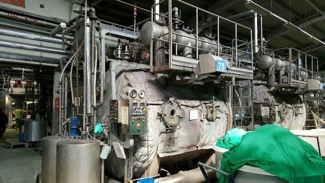Mcs HT Dyeing Machine 450 Kg