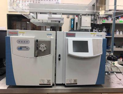 Thermo Scientific TSQ 8000 Evo Triple Quadrupole GC-MS/MS