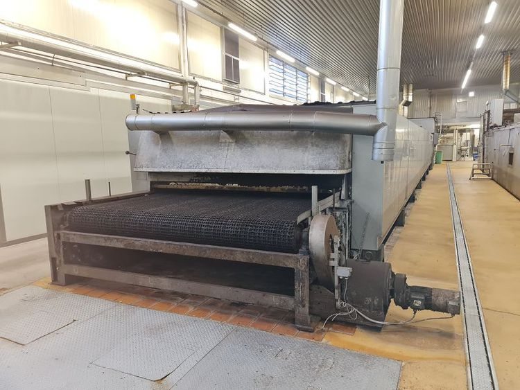 Werner & Pfleiderer NU Net Belt Tunnel Oven