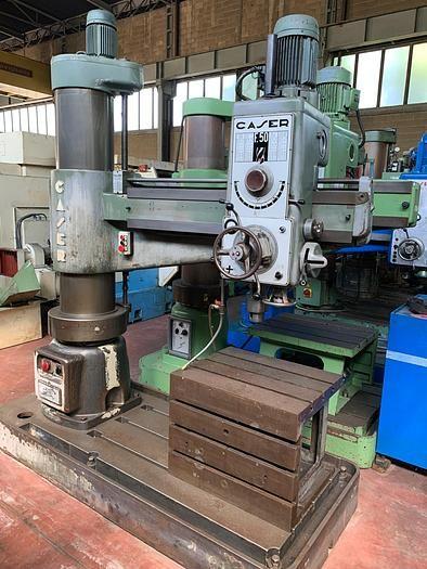 Caser F 50/1250 radial drill Variable