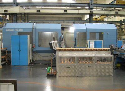 Auerbach FBE 3000 4 500 rpm