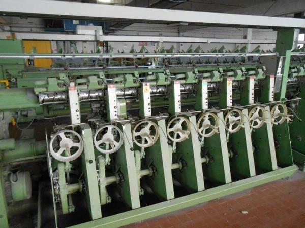 3 Schlafhorst Cone to cone winding machines GKTXP 138