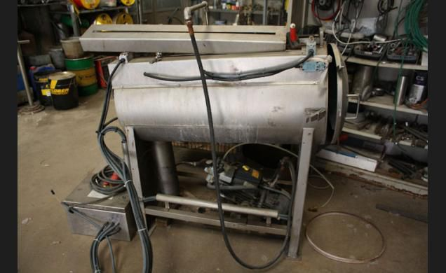 Brazzoli Washing Filter Machine