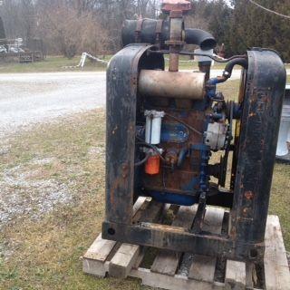 2 Detroit 2-71 Diesel Power Units