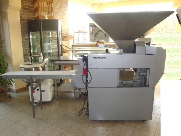 Optimat SV2  , dough measuring machine