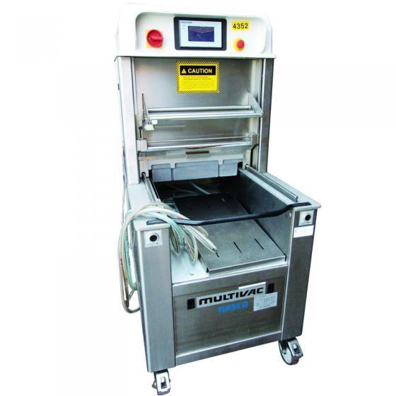 Multivac TS-355 Semi-Automatic Tray Sealing Machine