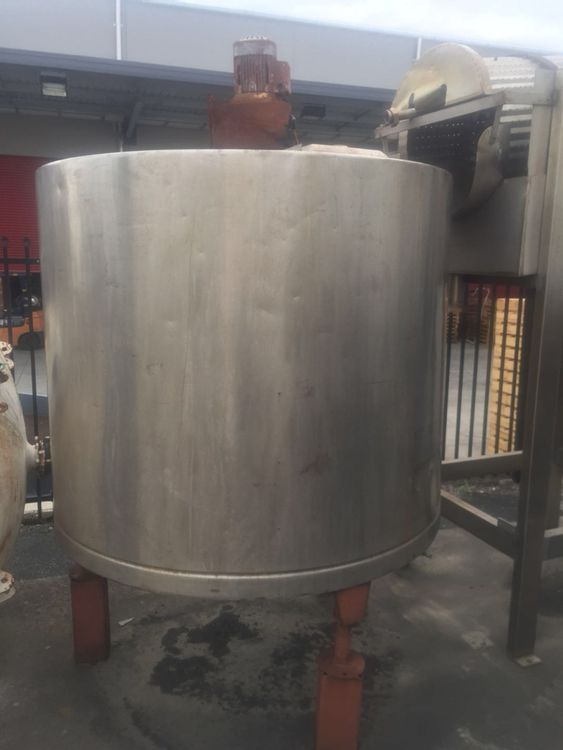 Other 1,500LT Mixing Tank
