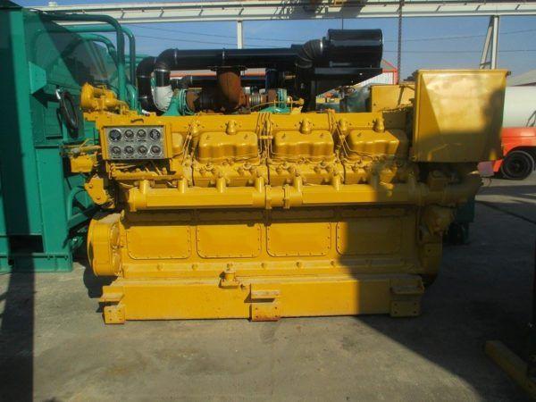 Caterpillar D399B 1000HP Engine Diesel Engine