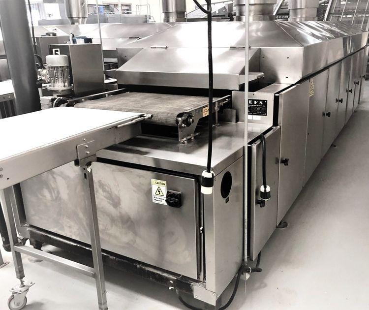 Elefsis FTO-3216 oven