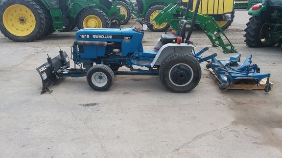 New Holland 1215 Tractor