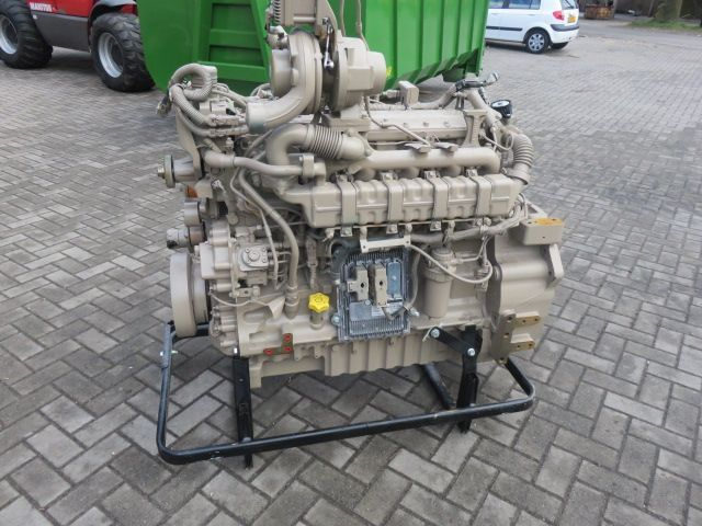 John Deere 6068 HRT90 engine