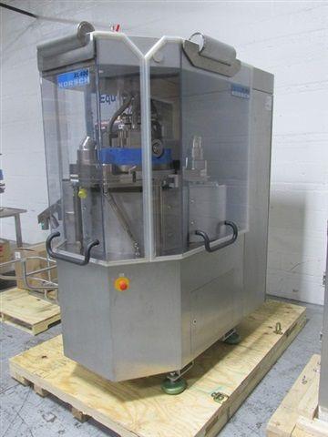 Korsch XL400 Bi-Layer Press