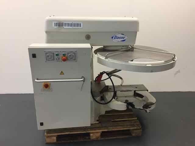 Diosna SP 160 AD Spiral mixer