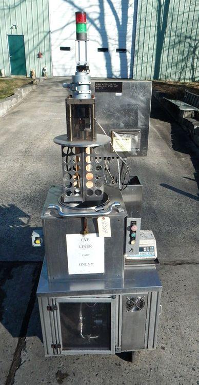 dispensing/mixing kettle
