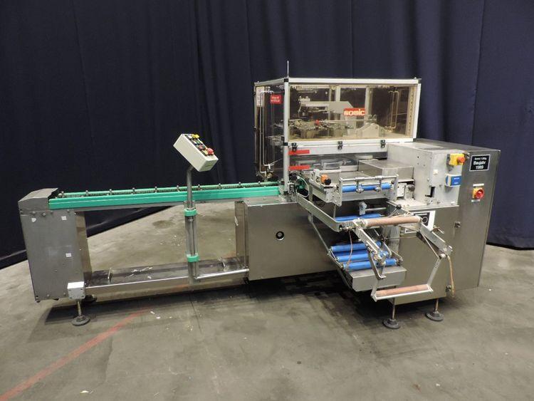 Somic VA77  Foil wrapping machine