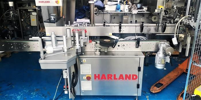 Harland Sirius Front and Back Labeller