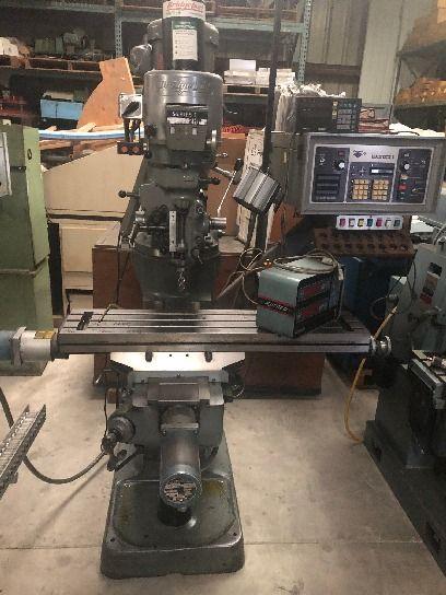 Bridgeport Series IBandit I vertical 4200 rpm