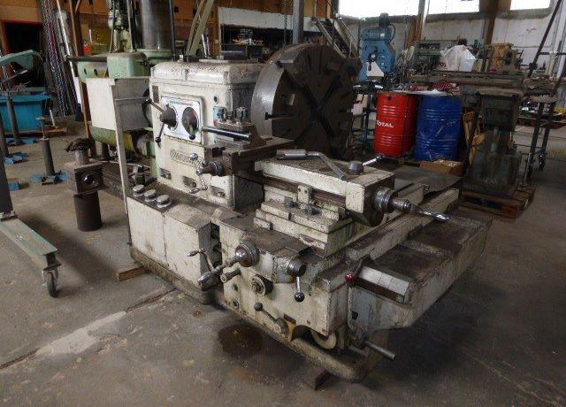 Ravensburg Engine Lathe 600 rpm K 600 KH