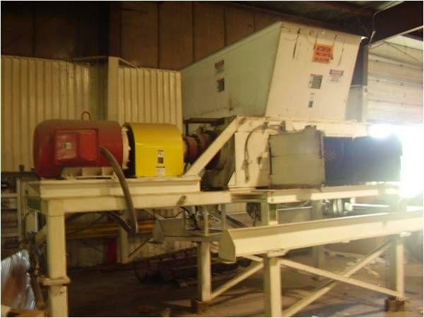 SSI Unishear Shredder MDL SR 375 E
