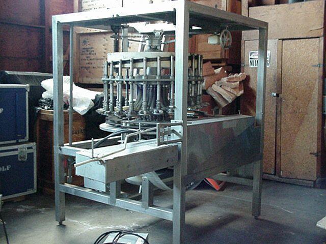 Standard Metals Gravity Filler/Briner