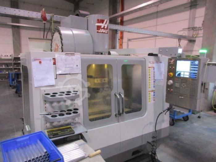 Haas VF 2 SS 3 Axis