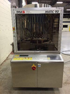 Ima Matic 90  Capsule Machine