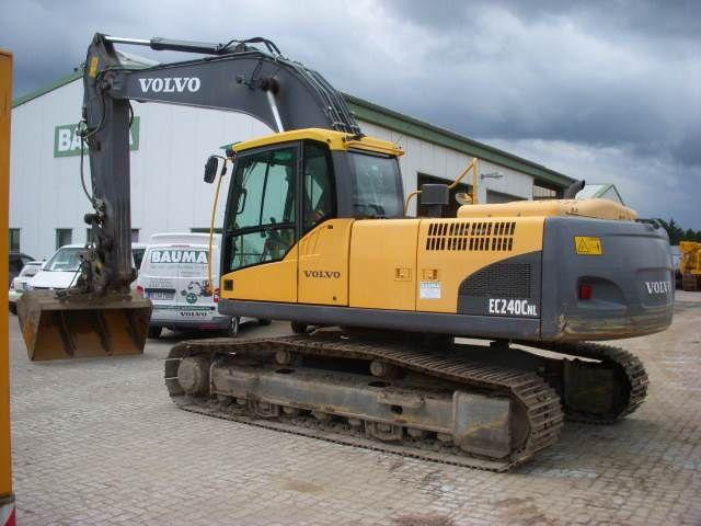 Volvo EC 240 C NL Crawler Excavator