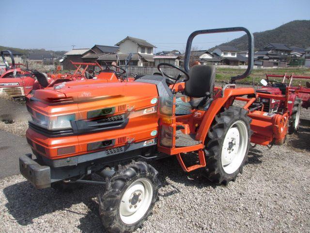 Kubota GL201D TRACTOR