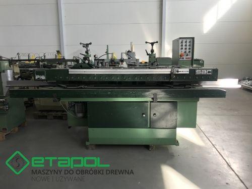 Sac P6 Milling machine