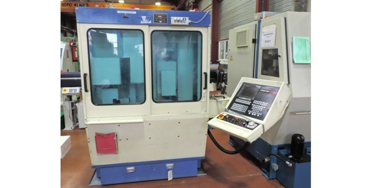 Willemin Macodel W-408 3 Axis
