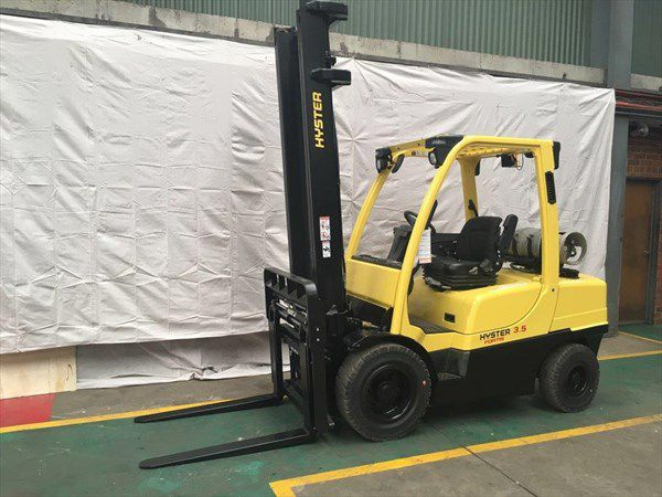Hyster H3.5FT 3500