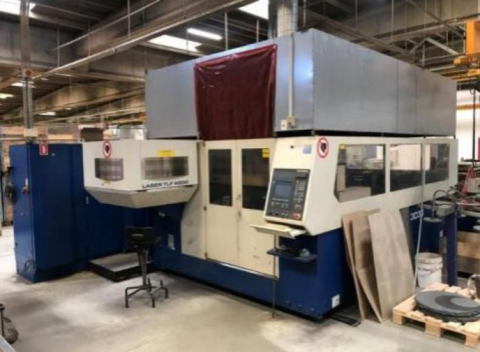Trumpf L 3030S CNC Control