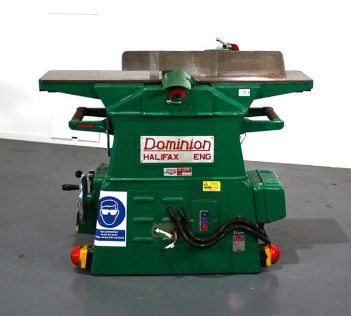 Dominion 12″ Planer Thicknesser