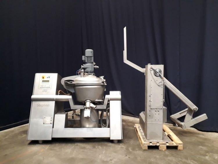 Stephan UM/SK150 Universal horizontal cutter/melter/cooker