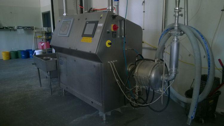 Haas Mondomix VD-40 Aerator MIXER