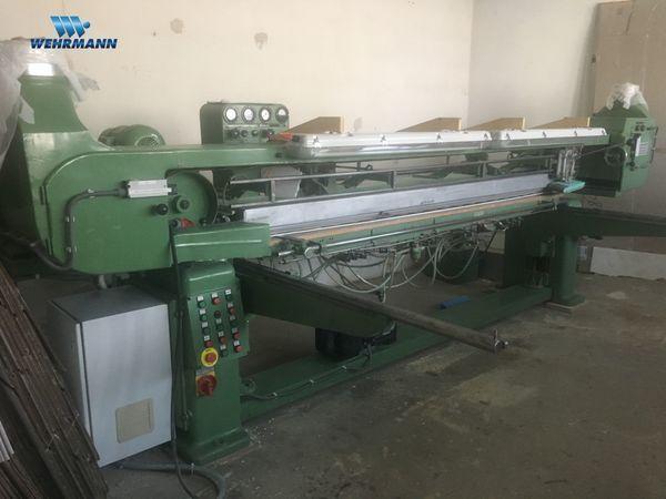Other BA-2, Semi automatically long belt-grinding machine