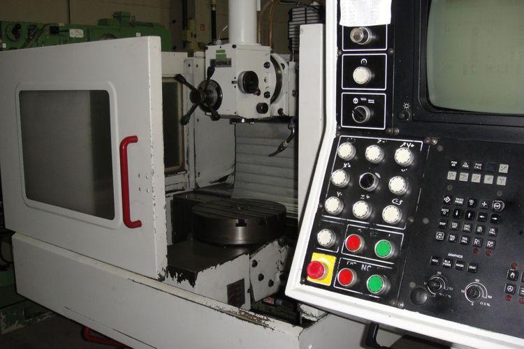 Hermle UWF 600 Engine Lathe 6000 r./min