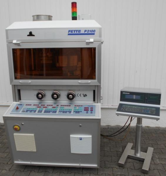 Kilian T100 9  Station Tablet Press