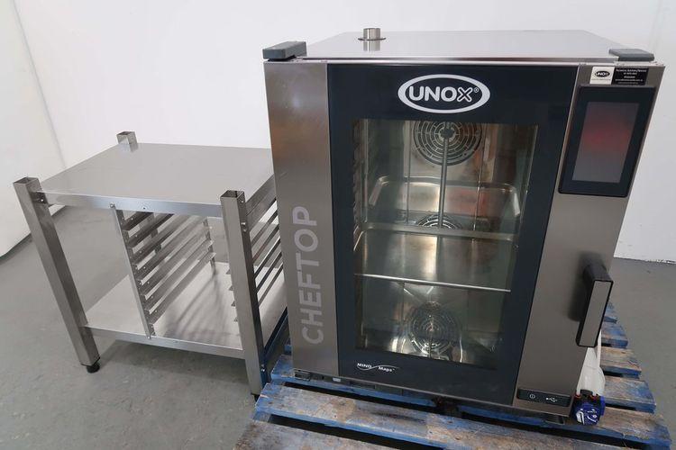 Unox XEVC-1011-E1L 10 Tray Combi Oven