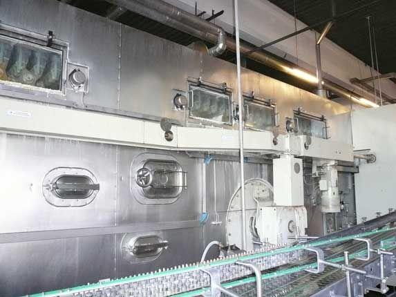 Krones KES 2-2 245/22-095 Bottle Washer